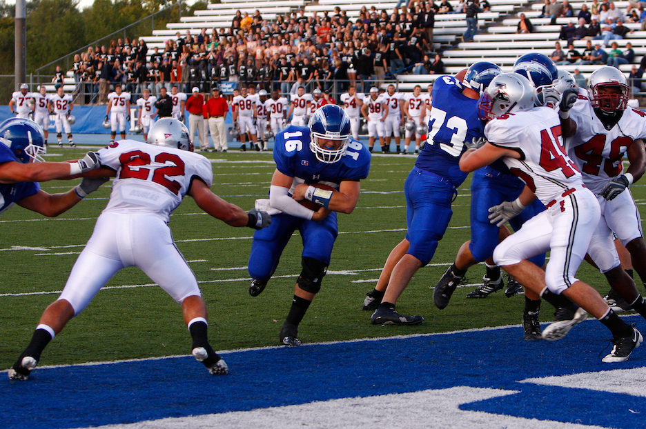 Hillsdale Chargers Football vs U of Indianapolis