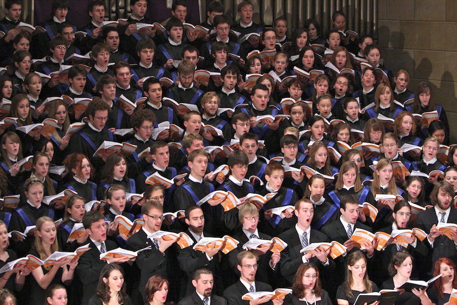 Hillsdale College Choir