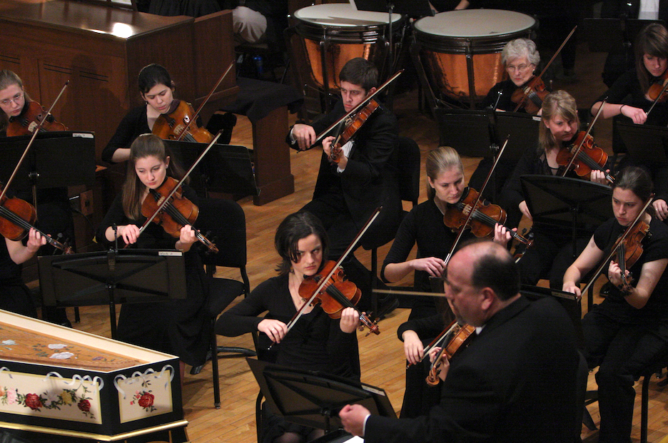 Hillsdale College Orchestra