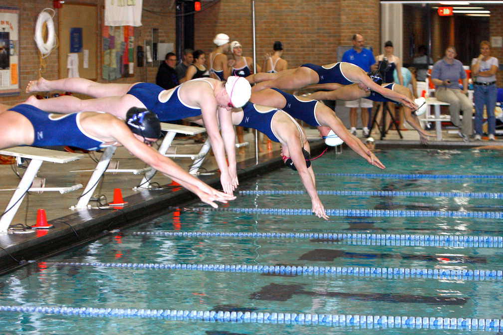 Charger Swimming