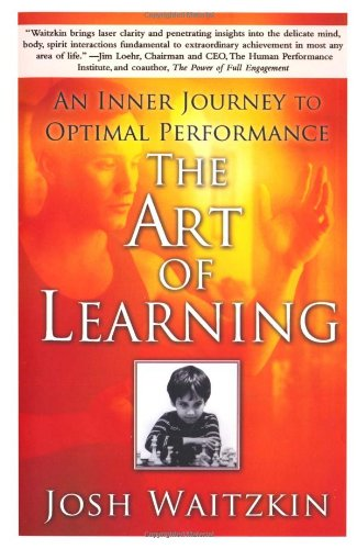 Book cover for The Art of Learning