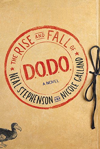 Book cover for Rise and Fall of the Dodo
