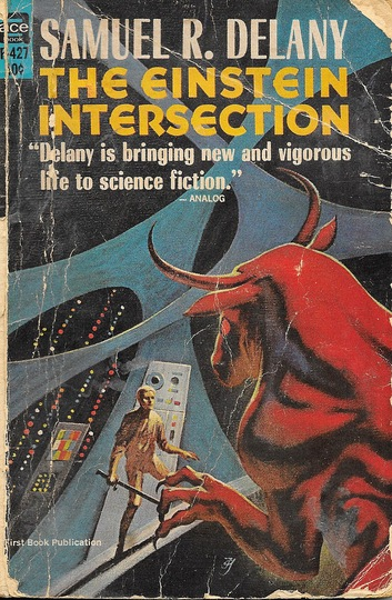 Book cover for The Einstein Intersection