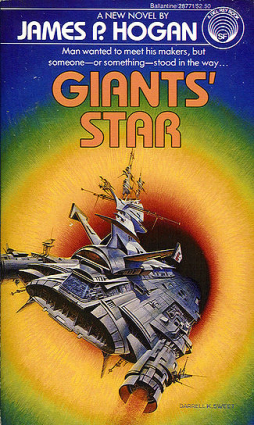 Book cover for Giants' Star