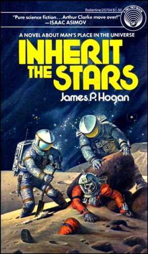 Book cover for Inherit the Stars