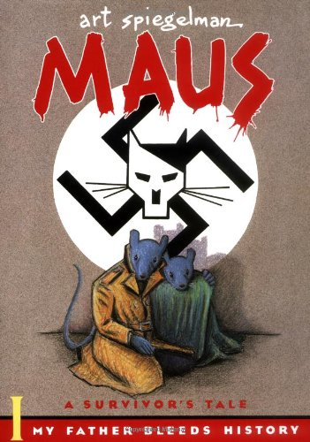 Book cover for Maus I - My Father Bleeds History