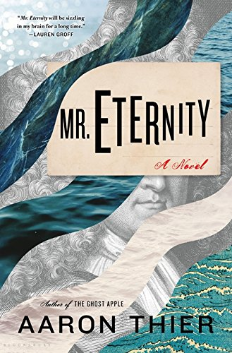 Book cover for Mr. Eternity