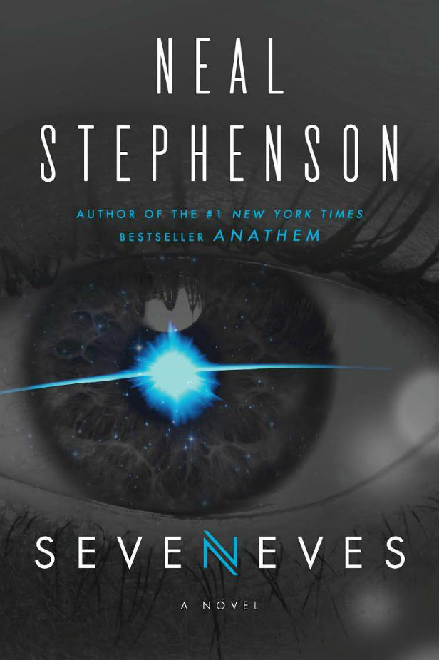 Book cover for Seveneves