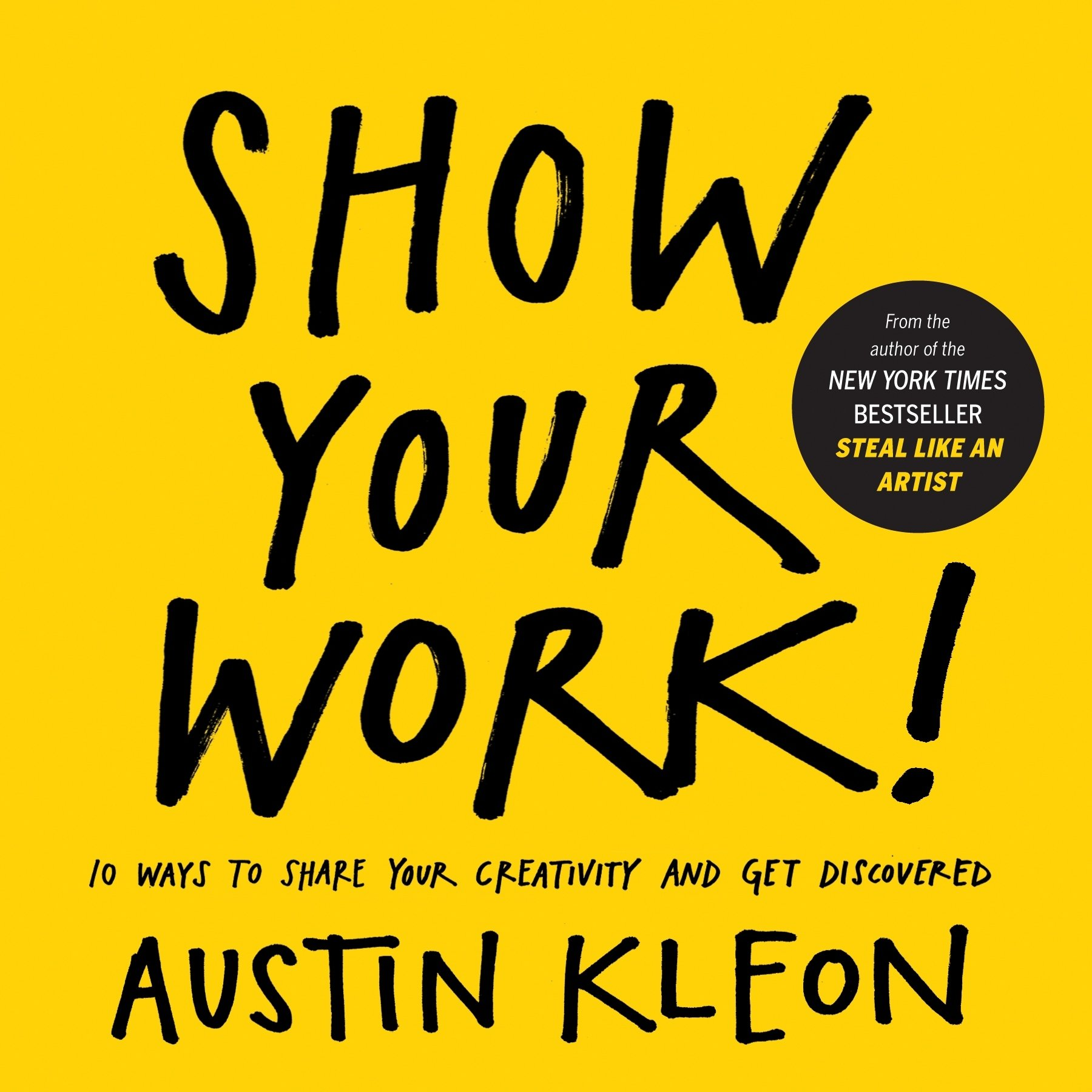 Book cover for Show Your Work