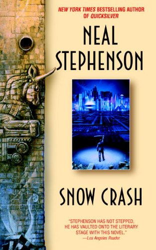 Book cover for Snow Crash