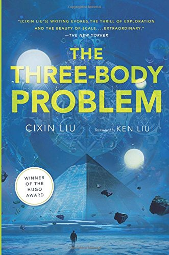 Book cover for The Three-Body Problem