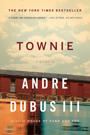 Book cover for Townie: A Memoir