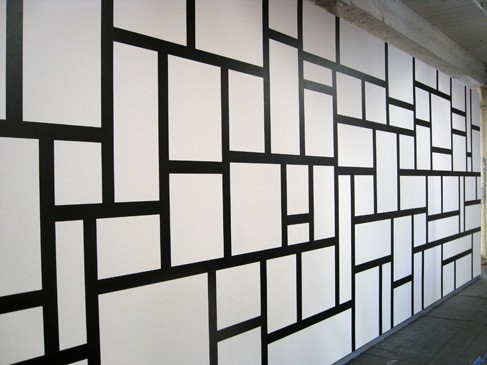 Sol Lewitt 39 S Wall Drawing 614 With Treemap And